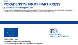 Projekt PORADENSTVÍ FIRMY HART PRESS